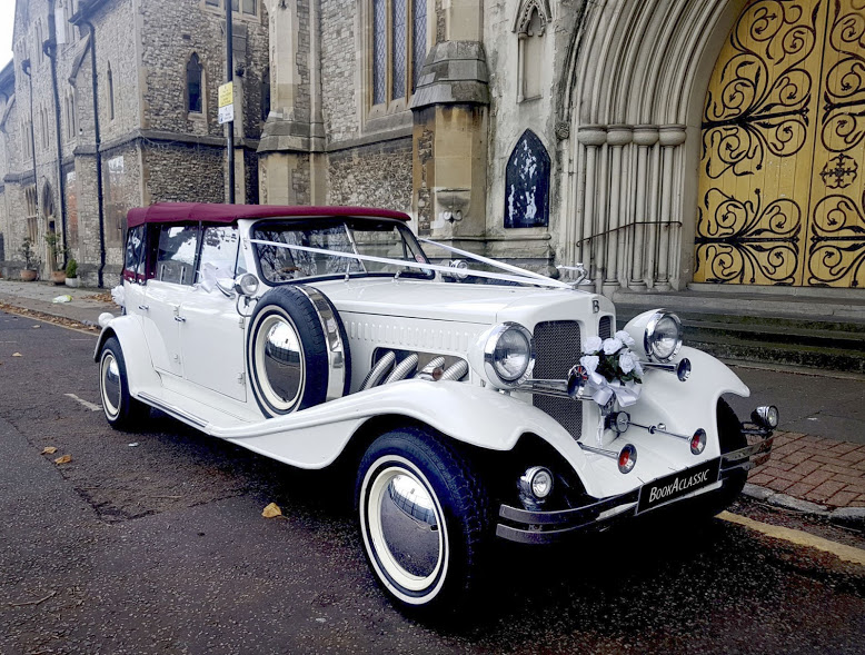 1932 Classic Wedding Cars London For Hire (picture 1 of 5)