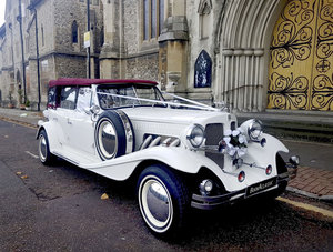 1932 Classic Wedding Cars London