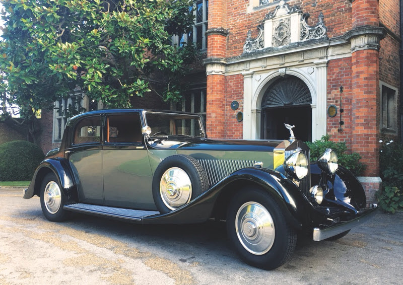 1932 Classic Wedding Cars London For Hire (picture 2 of 5)