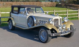 1978 Beautiful Beauford (previous wedding car)