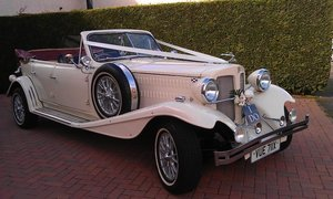 1981 Beauford Wedding Car 4 Door Tourer For Sale