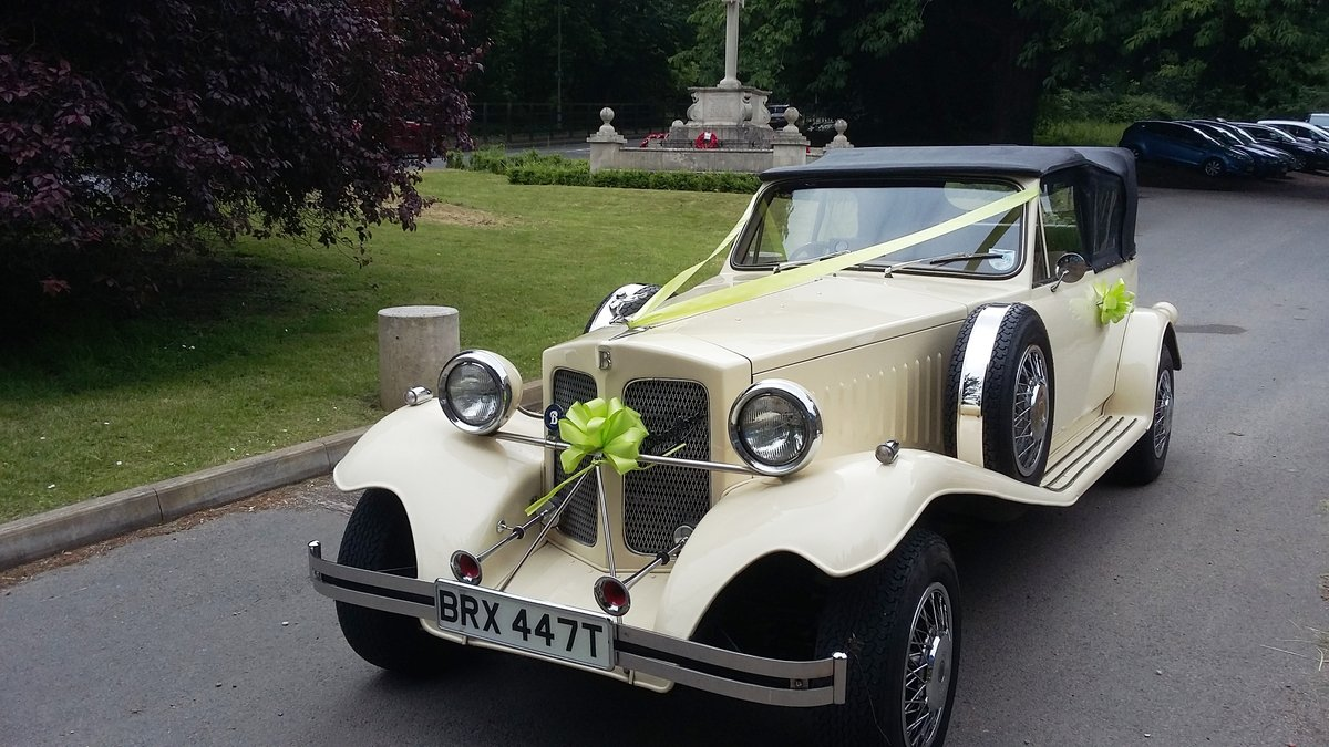 BEAUFORD WEDDING CAR 1999 For Sale (picture 2 of 5)
