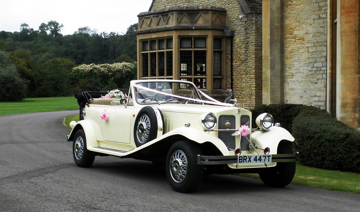 BEAUFORD WEDDING CAR 1999 For Sale (picture 3 of 5)
