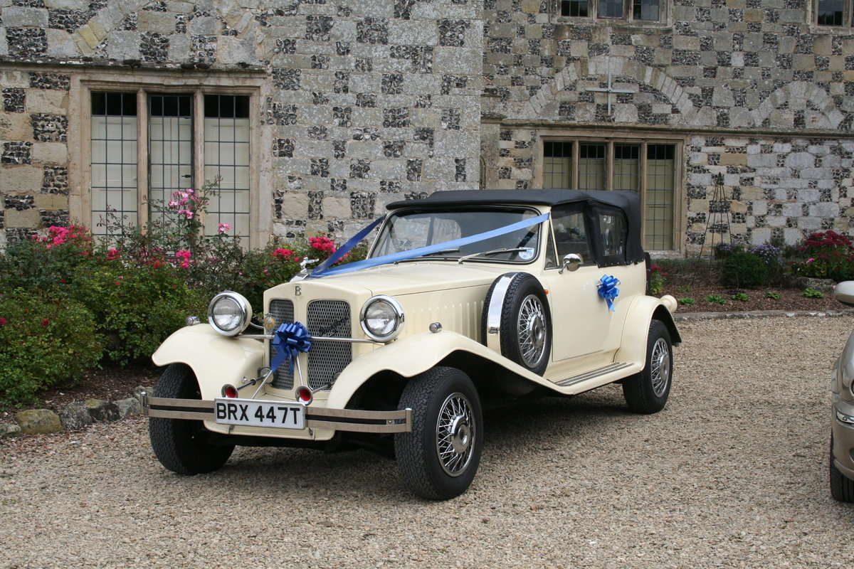 BEAUFORD WEDDING CAR 1999 For Sale (picture 4 of 5)
