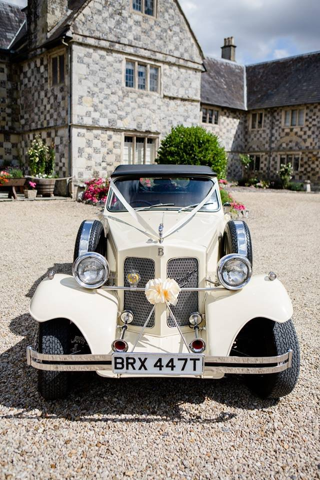 BEAUFORD WEDDING CAR 1999 For Sale (picture 5 of 5)