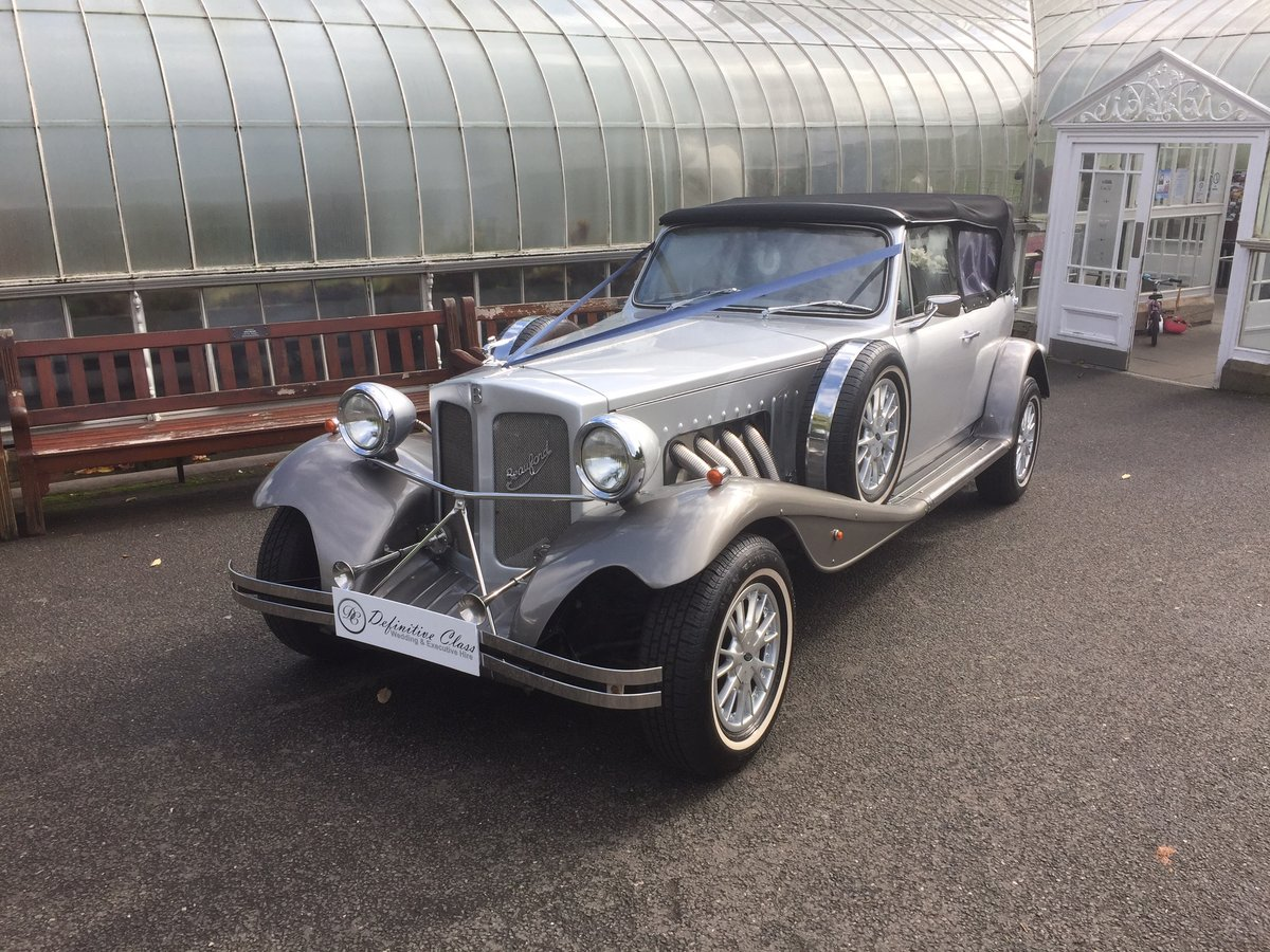 2008 Beauford tourer For Sale (picture 1 of 3)