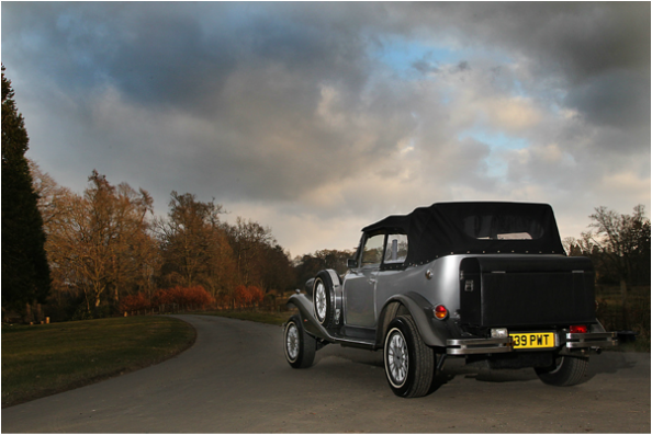 2008 Beauford tourer For Sale (picture 2 of 3)