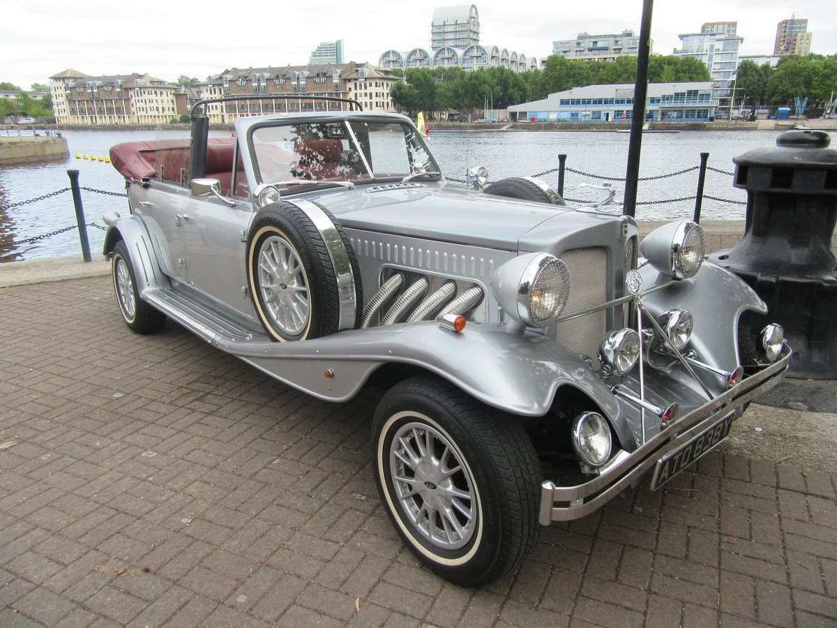 1982 Beauford Open Top Convertible 2.8 For Sale (picture 1 of 6)