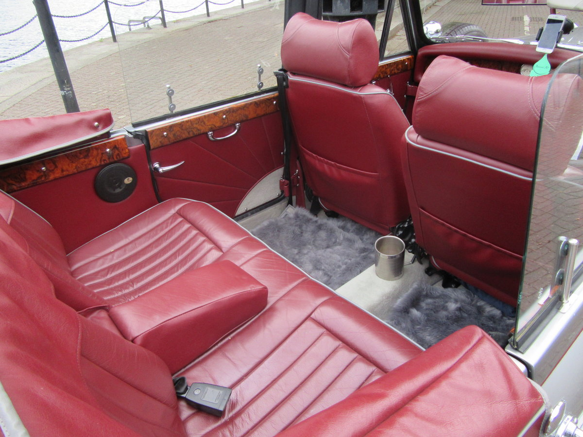 1982 Beauford Open Top Convertible 2.8 For Sale (picture 3 of 6)