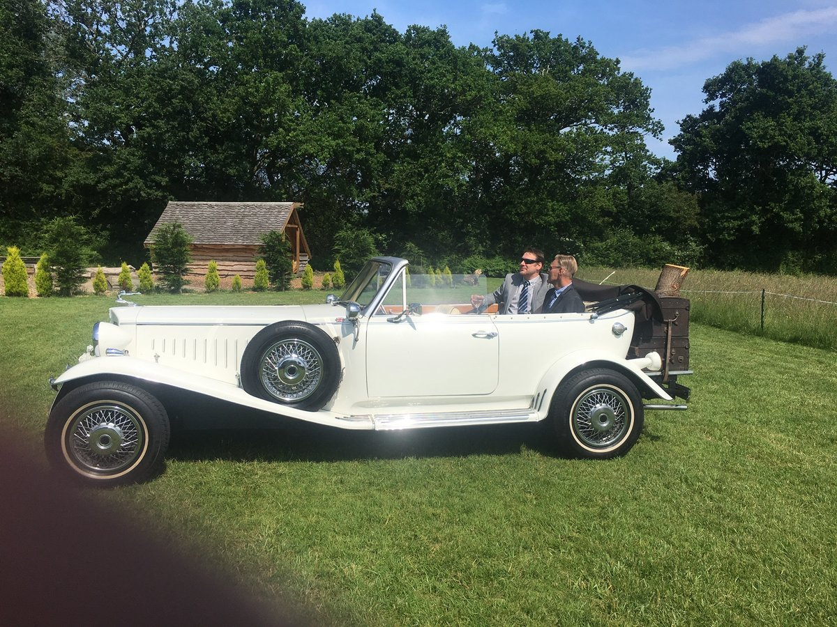 1979 Beauford Tourer Wedding car  For Sale (picture 1 of 4)