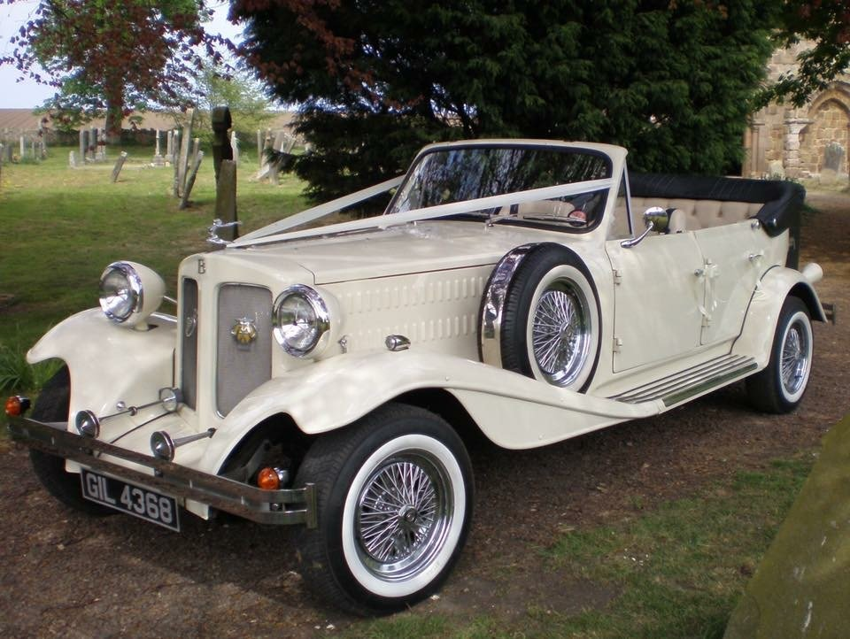 1979 Beauford Tourer Wedding car  For Sale (picture 2 of 4)