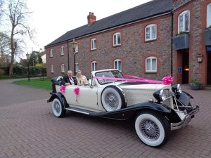2009 Beauford 4 Door For Sale