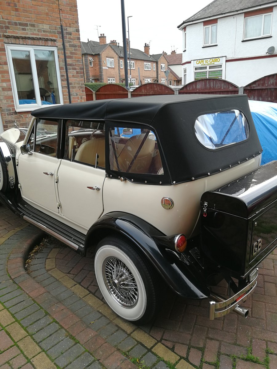 2009 Beauford 4 Door For Sale (picture 6 of 6)