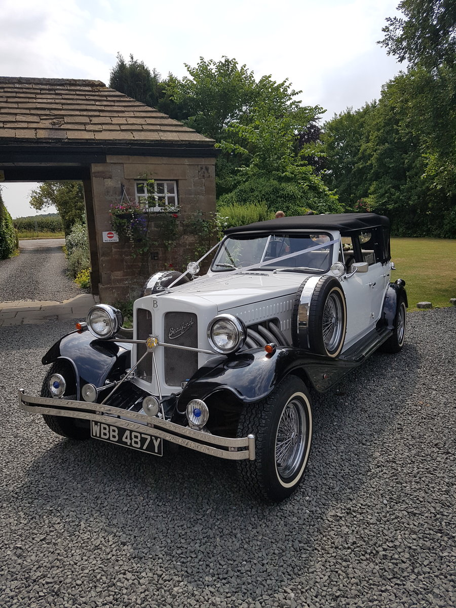 2001 Beauford 4 door Long Bodied SOLD (picture 1 of 6)