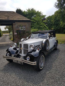 2001 Beauford 4 door Long Bodied