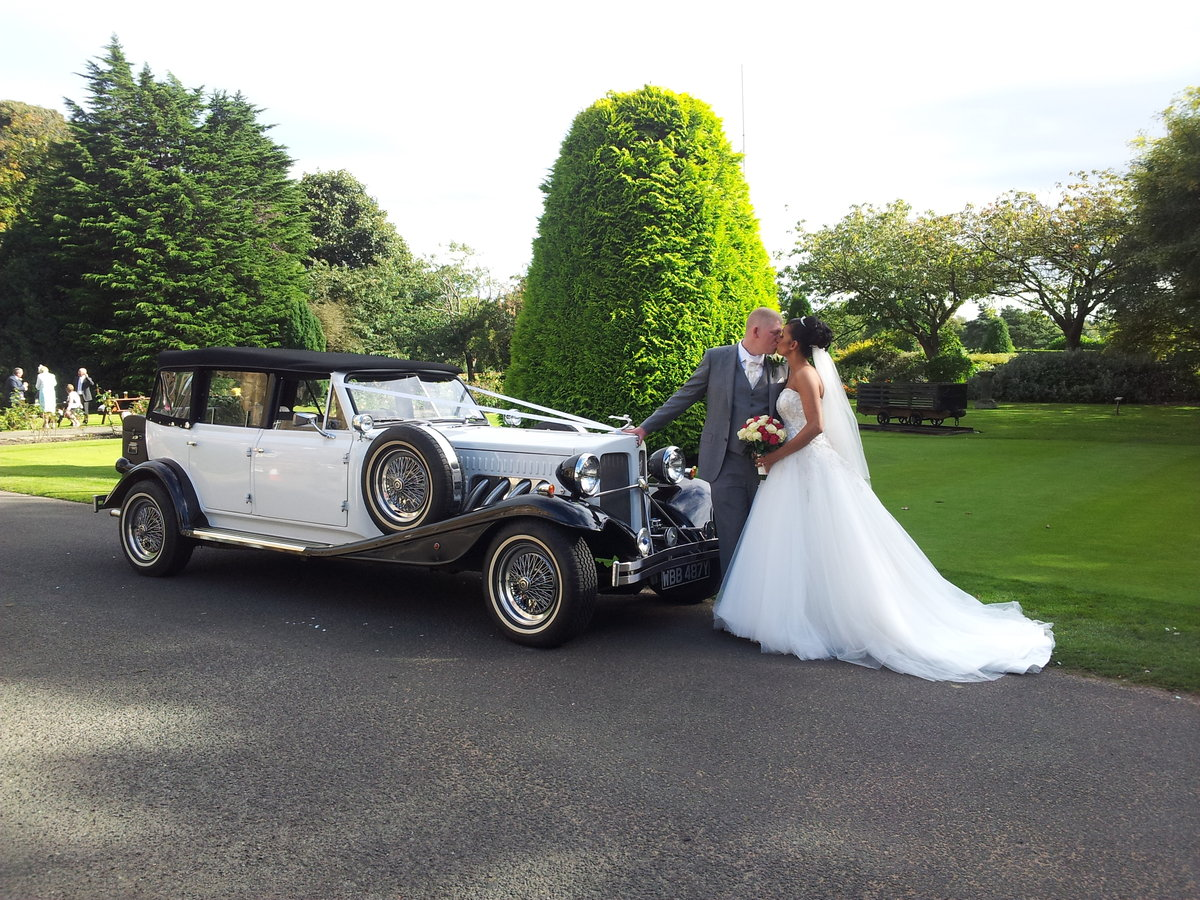 2001 Beauford 4 door Long Bodied For Sale (picture 2 of 6)
