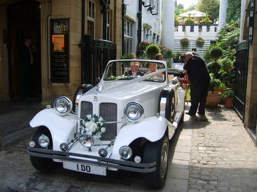1994 Beauford wedding car hire Cheshire, Lancashire For Hire (picture 1 of 6)