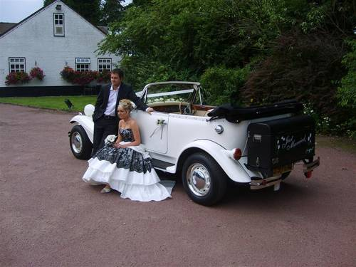 1994 Beauford wedding car hire Cheshire, Lancashire For Hire (picture 2 of 6)