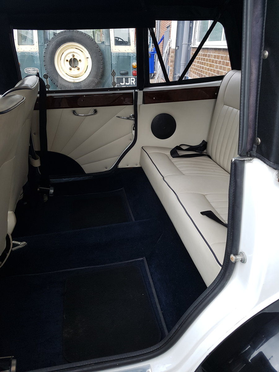 2001 Beauford 4 door Long Bodied For Sale (picture 3 of 6)