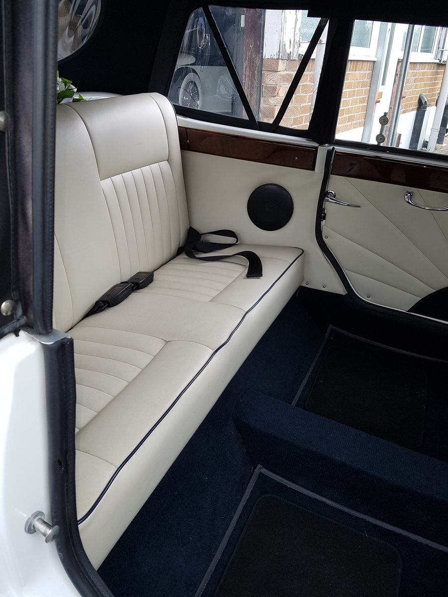 2001 Beauford 4 door Long Bodied For Sale (picture 6 of 6)
