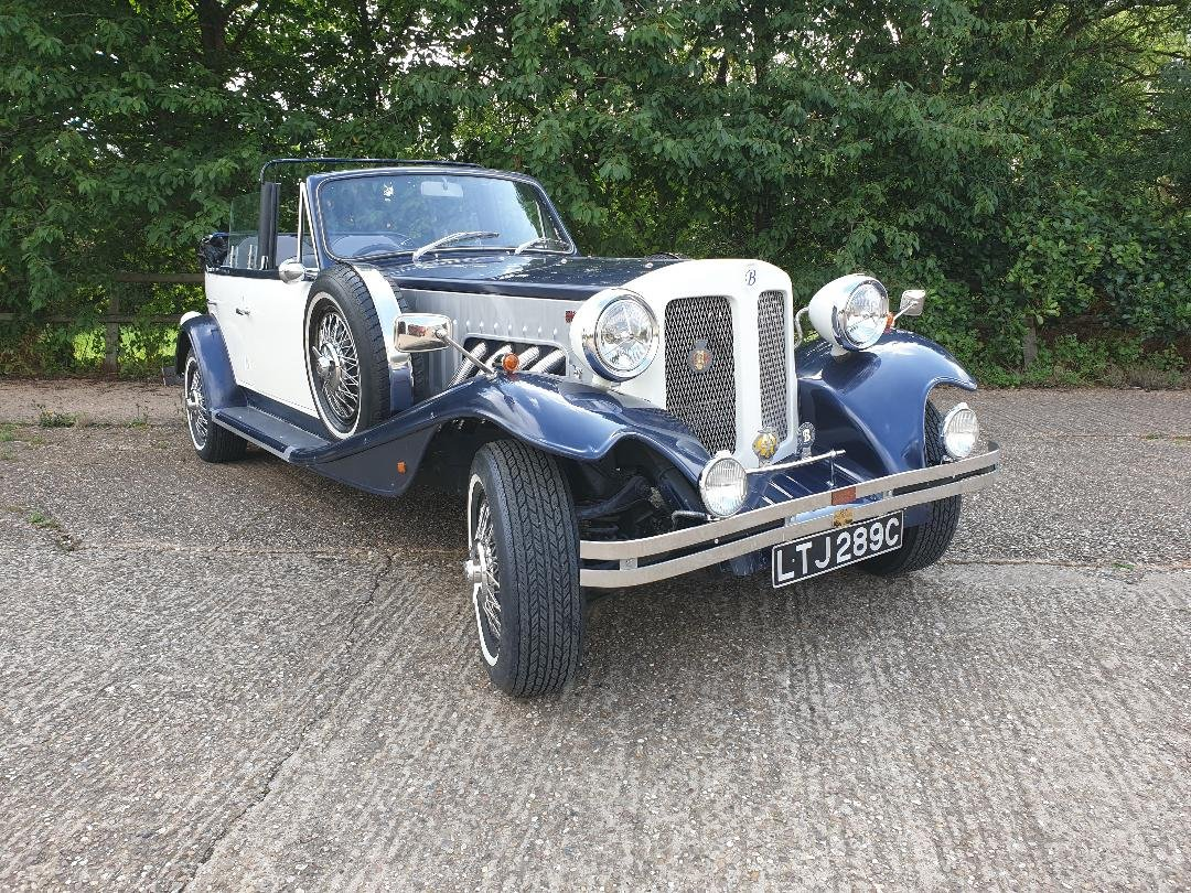 1983 REDUCED Beauford 4 Door Tourer Newly refurbished  For Sale (picture 1 of 6)
