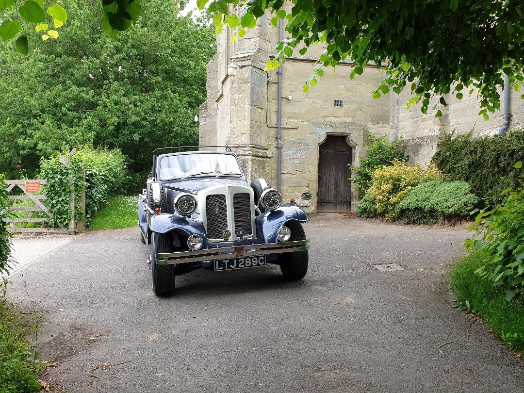 1983 REDUCED Beauford 4 Door Tourer Newly refurbished  For Sale (picture 2 of 6)
