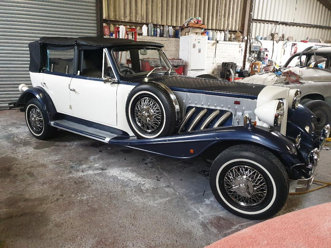 1983 REDUCED Beauford 4 Door Tourer Newly refurbished  For Sale (picture 3 of 6)