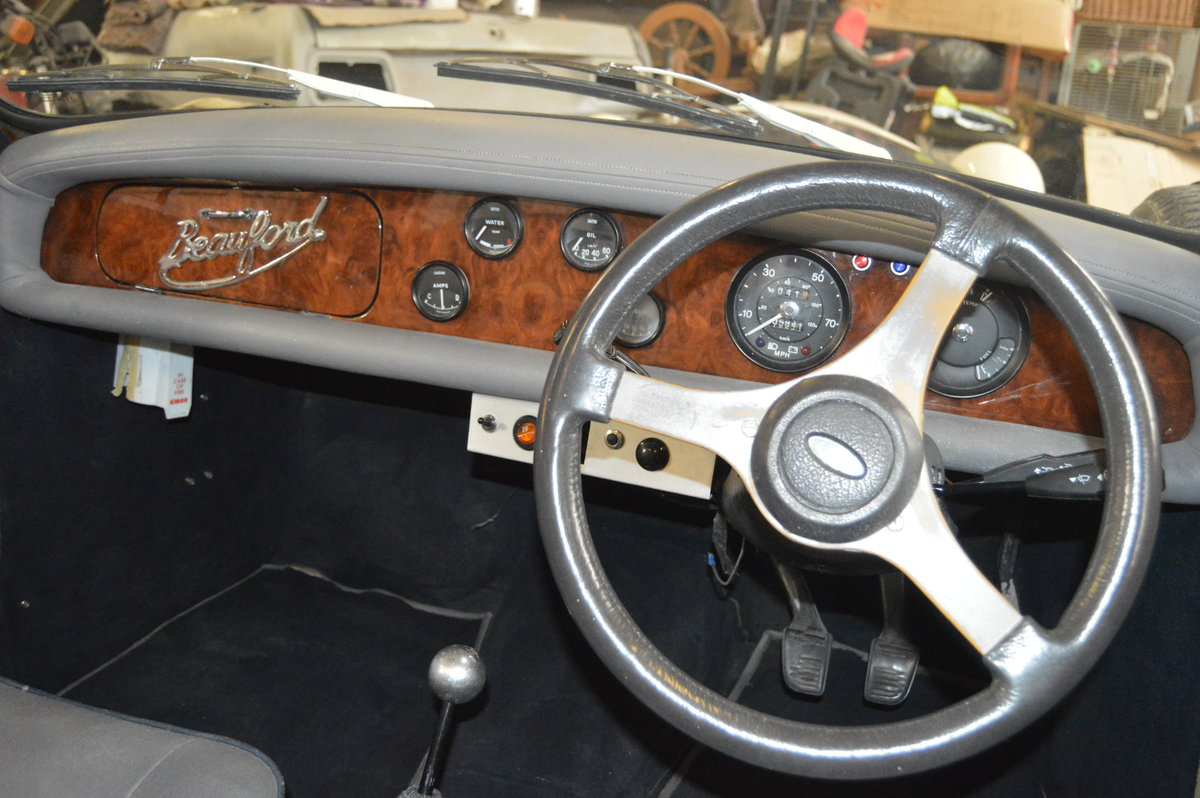 1983 REDUCED Beauford 4 Door Tourer Newly refurbished  For Sale (picture 4 of 6)
