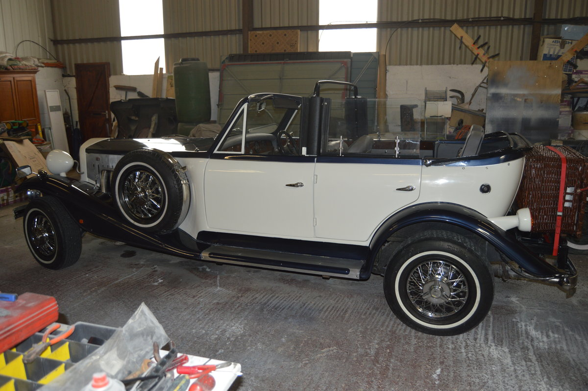 1983 REDUCED Beauford 4 Door Tourer Newly refurbished  For Sale (picture 6 of 6)