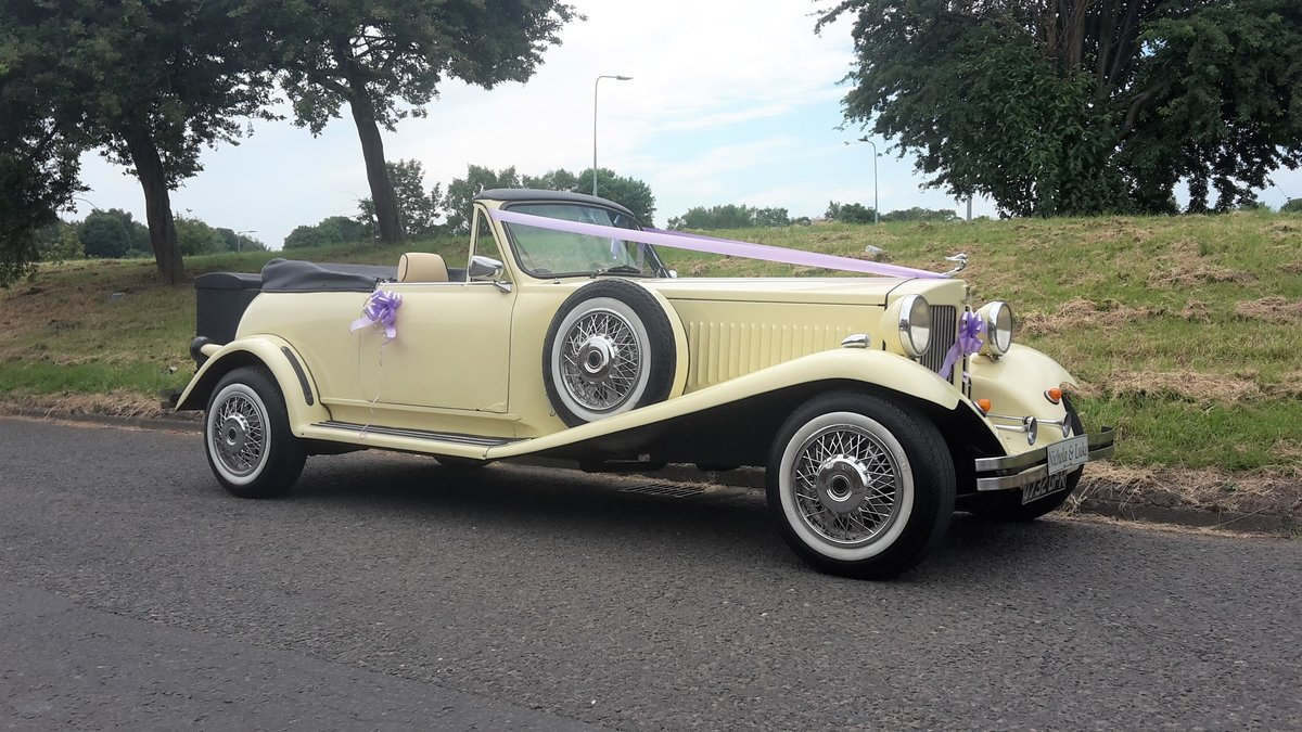 1985 Beauford Tourer Cream  SOLD (picture 2 of 6)