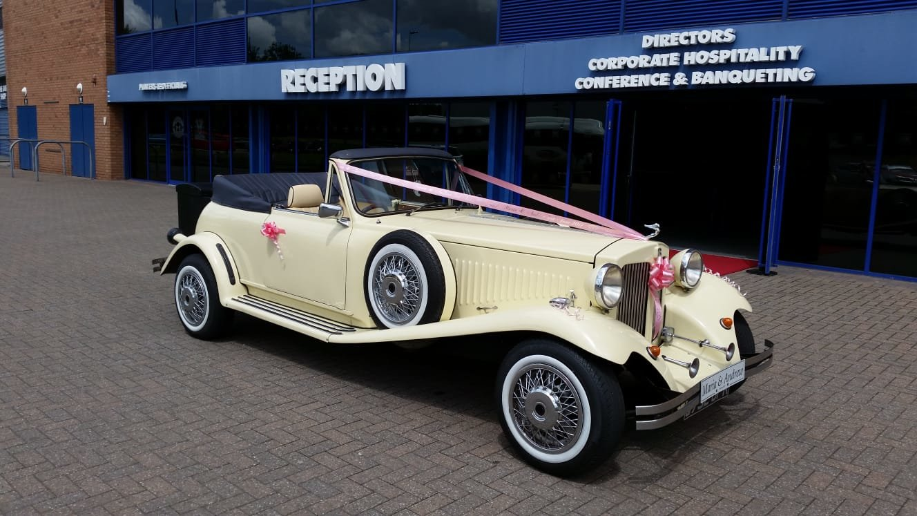 1985 Beauford Tourer Cream  SOLD (picture 3 of 6)