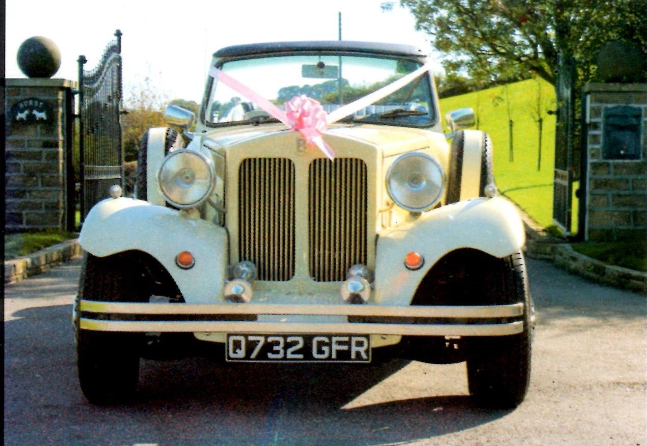 1985 Beauford Tourer Cream  SOLD (picture 5 of 6)
