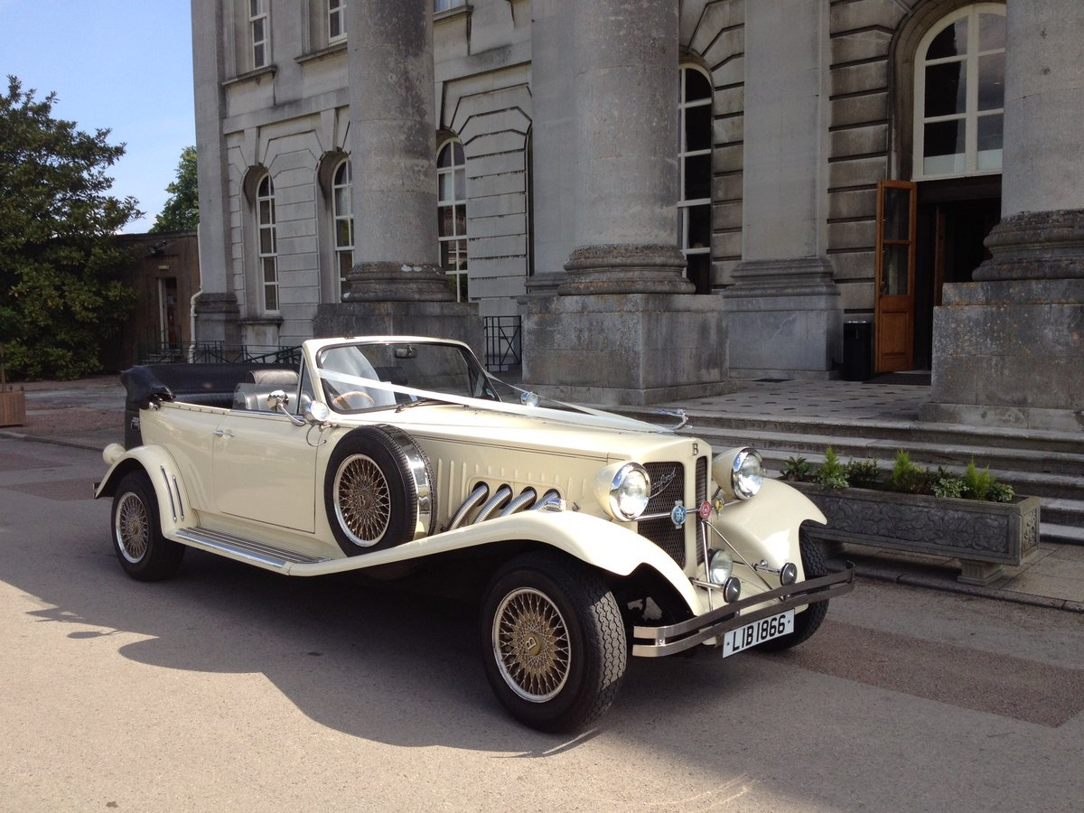 1930s Style Beaufords for hire in London For Hire (picture 6 of 6)