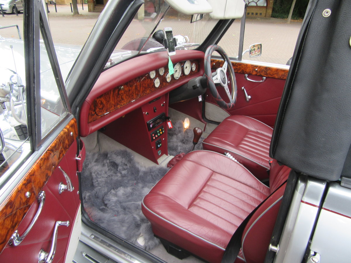 1982 Beauford open top convertible 2.8 For Sale (picture 2 of 6)