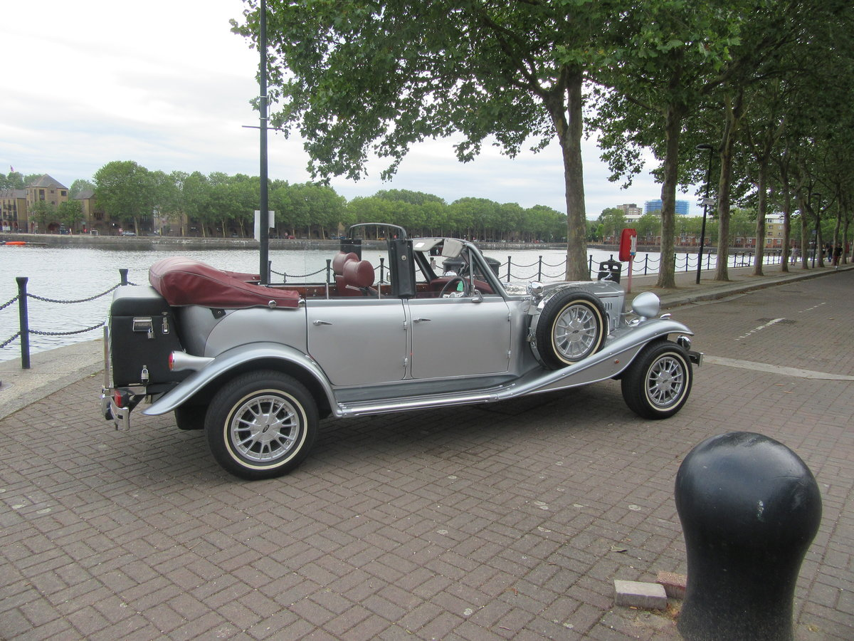 1982 Beauford open top convertible 2.8 For Sale (picture 5 of 6)