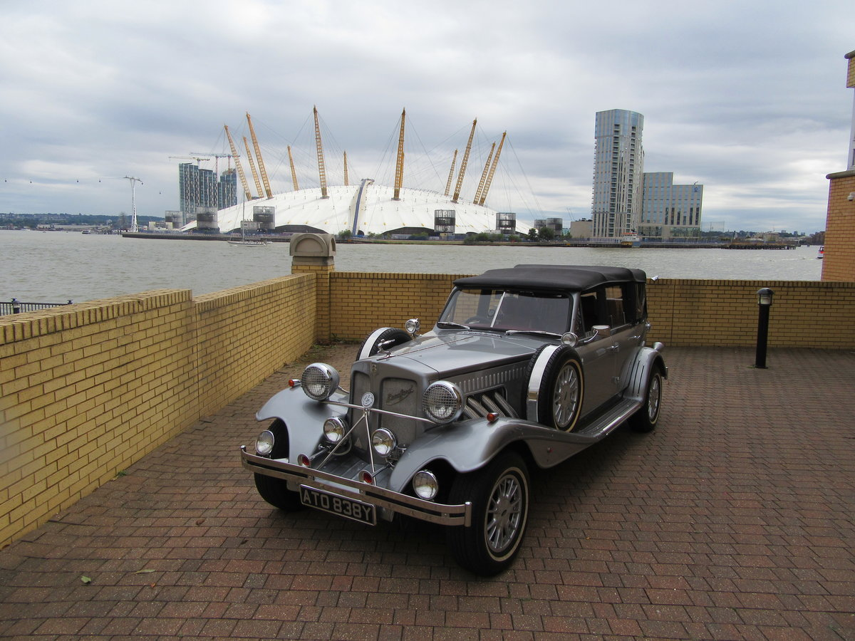 1982 Beauford open top convertible 2.8 For Sale (picture 6 of 6)