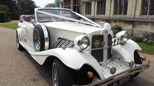 1978 Beauford 4 Door Tourer Tax Exempt and MOT Exempt
