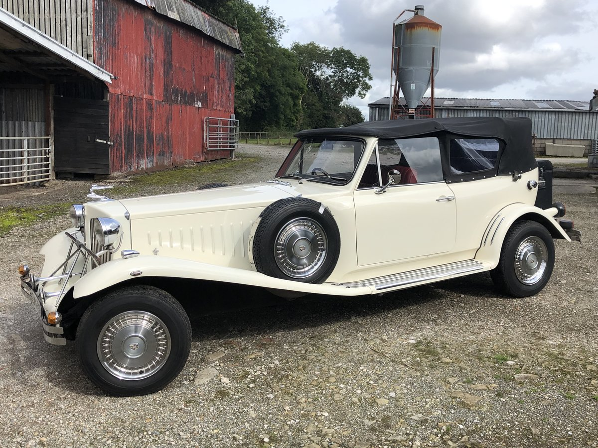1977 Beauford Open Tourer SOLD (picture 1 of 6)