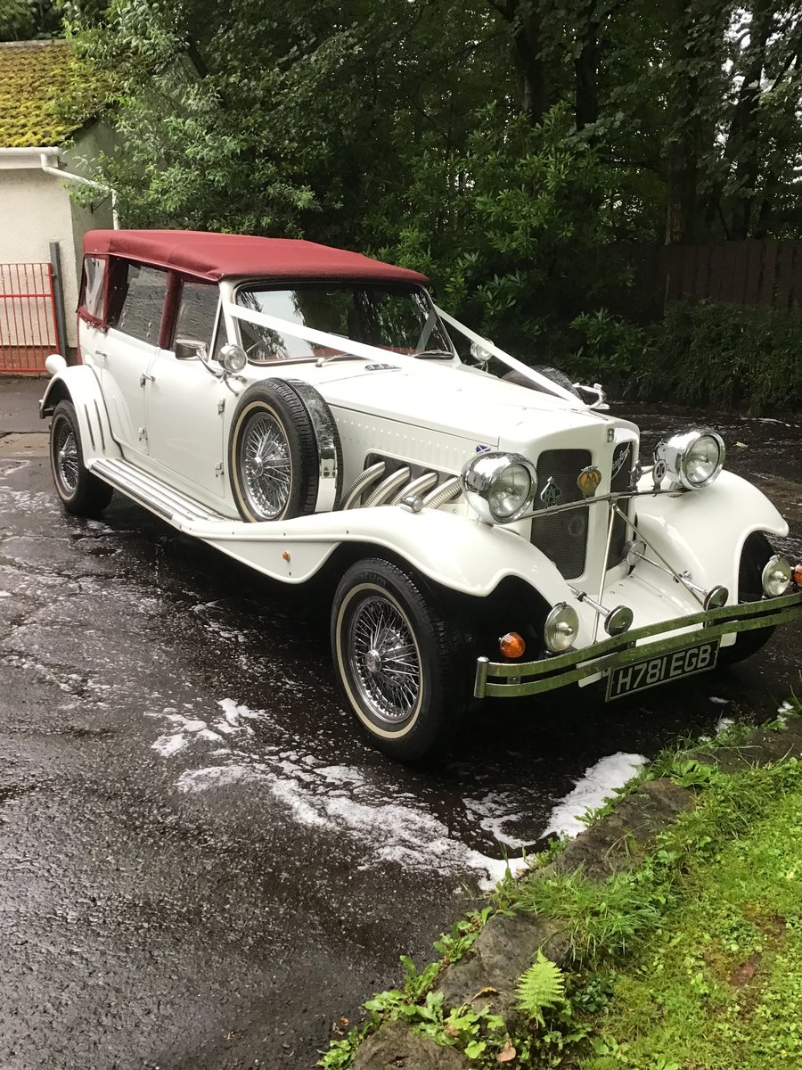 2007 Beauford 4 door long bodied For Sale (picture 1 of 6)