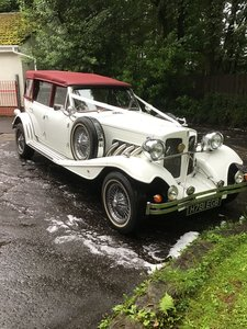 2007 Beauford 4 door long bodied