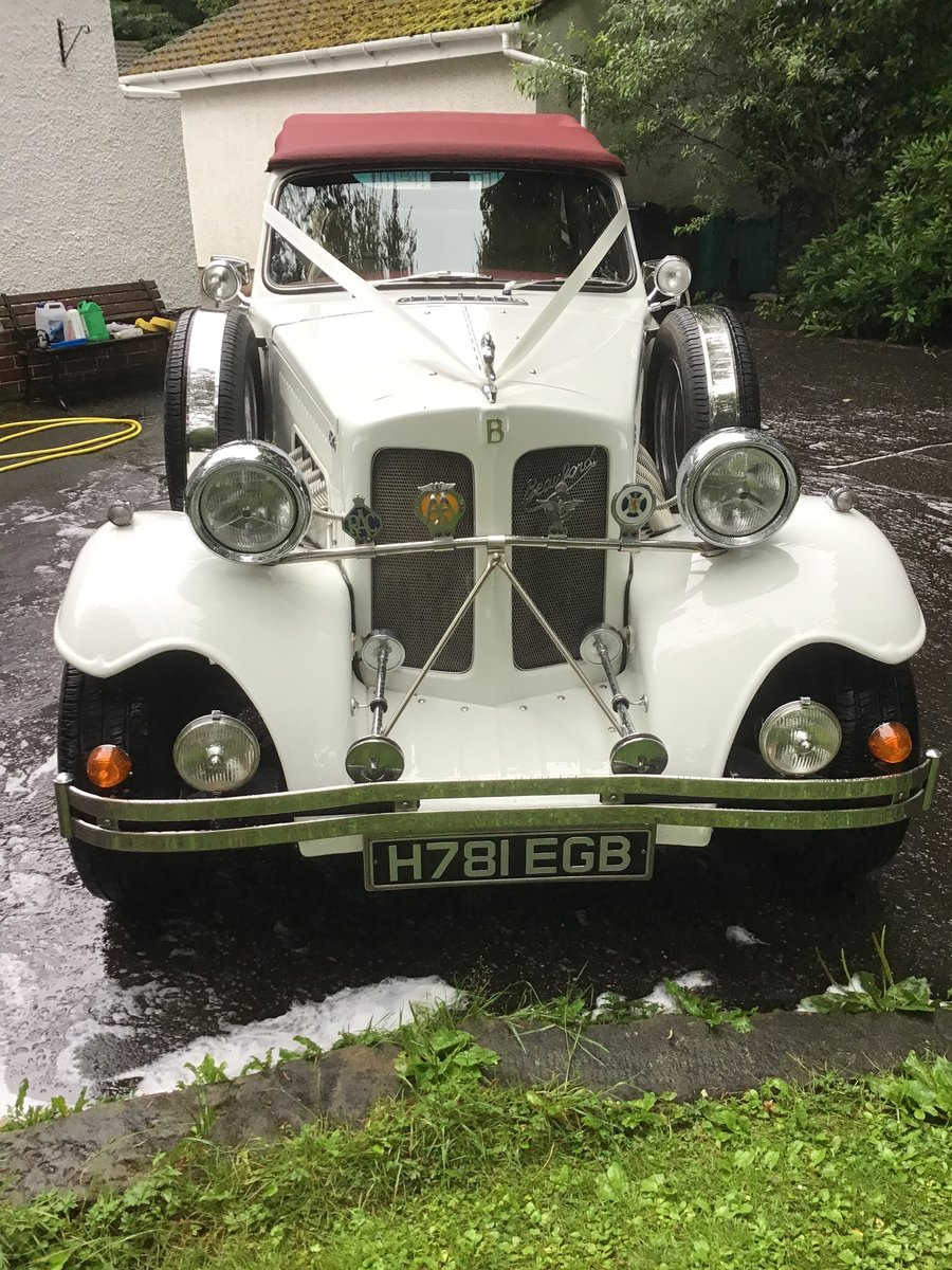 2007 Beauford 4 door long bodied For Sale (picture 2 of 6)