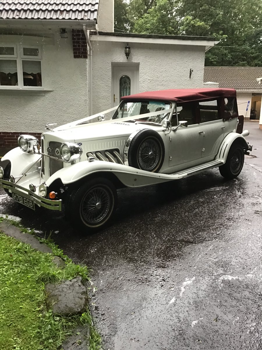 2007 Beauford 4 door long bodied For Sale (picture 3 of 6)