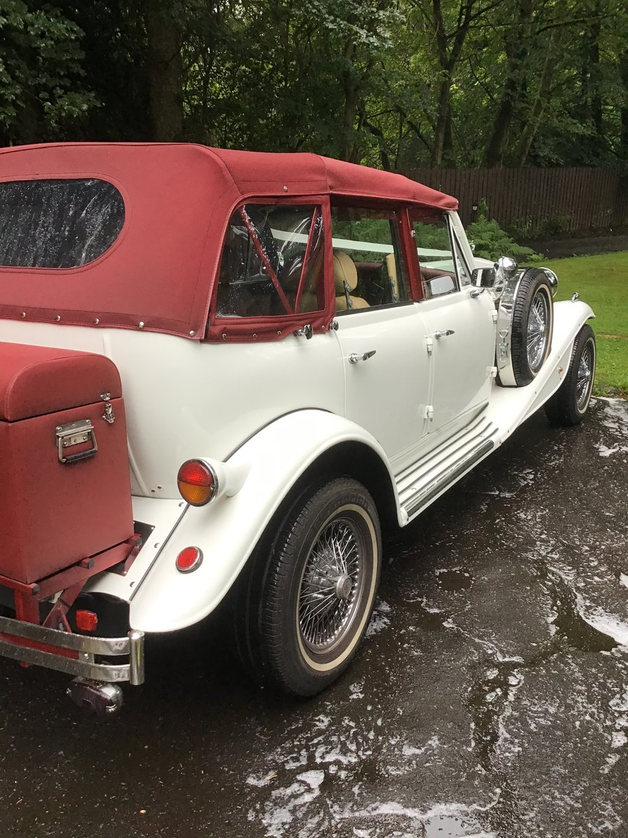 2007 Beauford 4 door long bodied For Sale (picture 5 of 6)