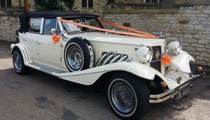 1978 Beauford 4 Door Tourer Tax Exempt and MOT Exempt For Sale