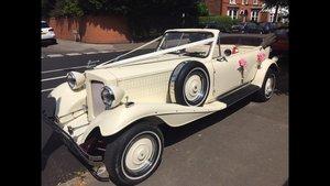 1981 beauford 4 door long body wedding car