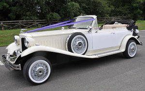 1991 Beauford Wedding Car