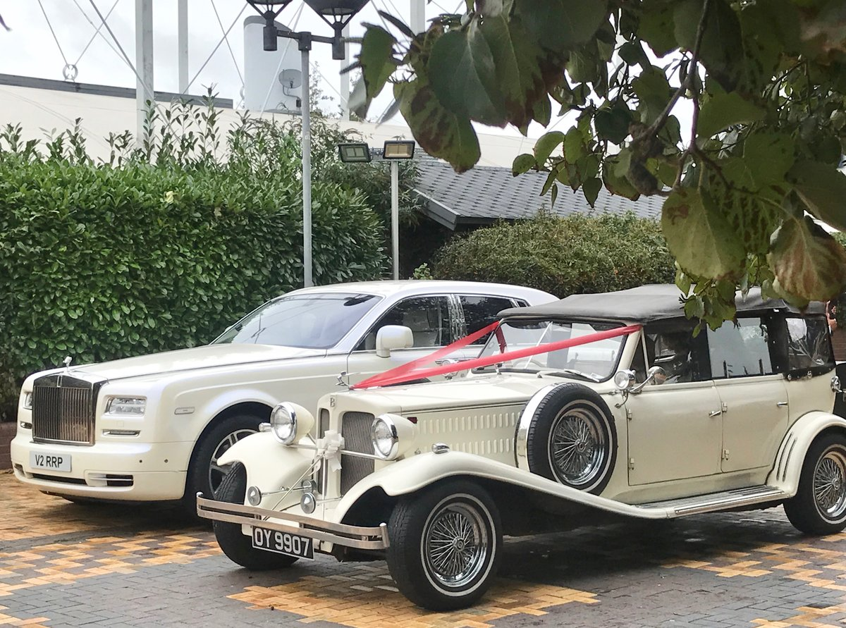 1930's Vintage Style Beauford For Hire London For Hire (picture 6 of 6)