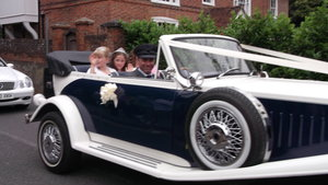 1982 Beauford open top tourer