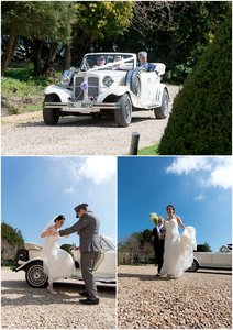 1998 Wedding car