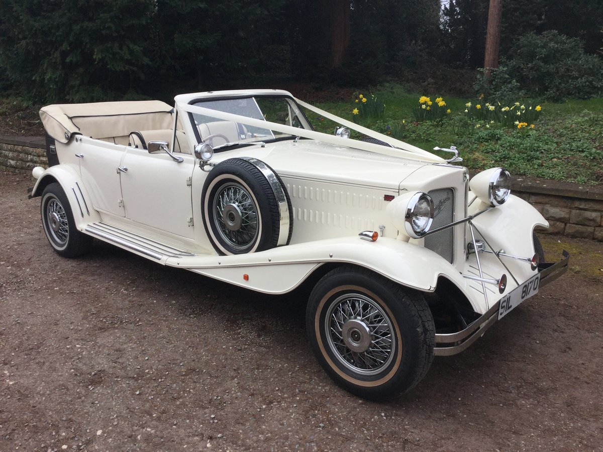 1998 Wedding car Beauford  For Sale (picture 1 of 6)
